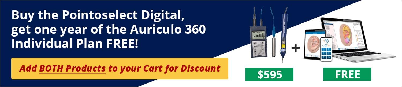 Auriculo 360 BONUS OFFER