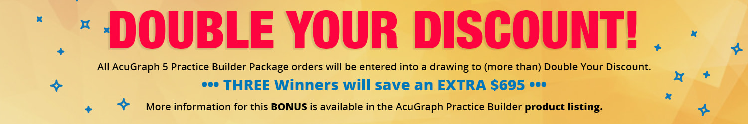 AcuGraph Double Discount