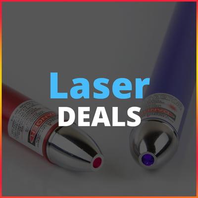 Laser Deals