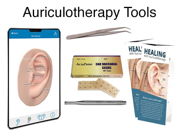 Auriculotherapy Tools