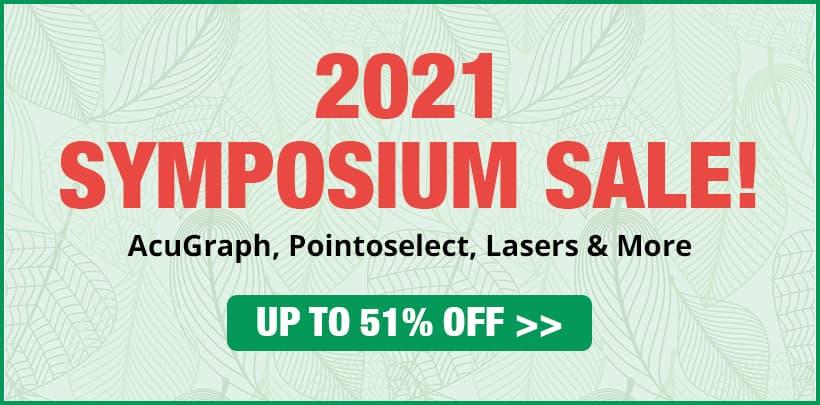 2021 Symposium Sale