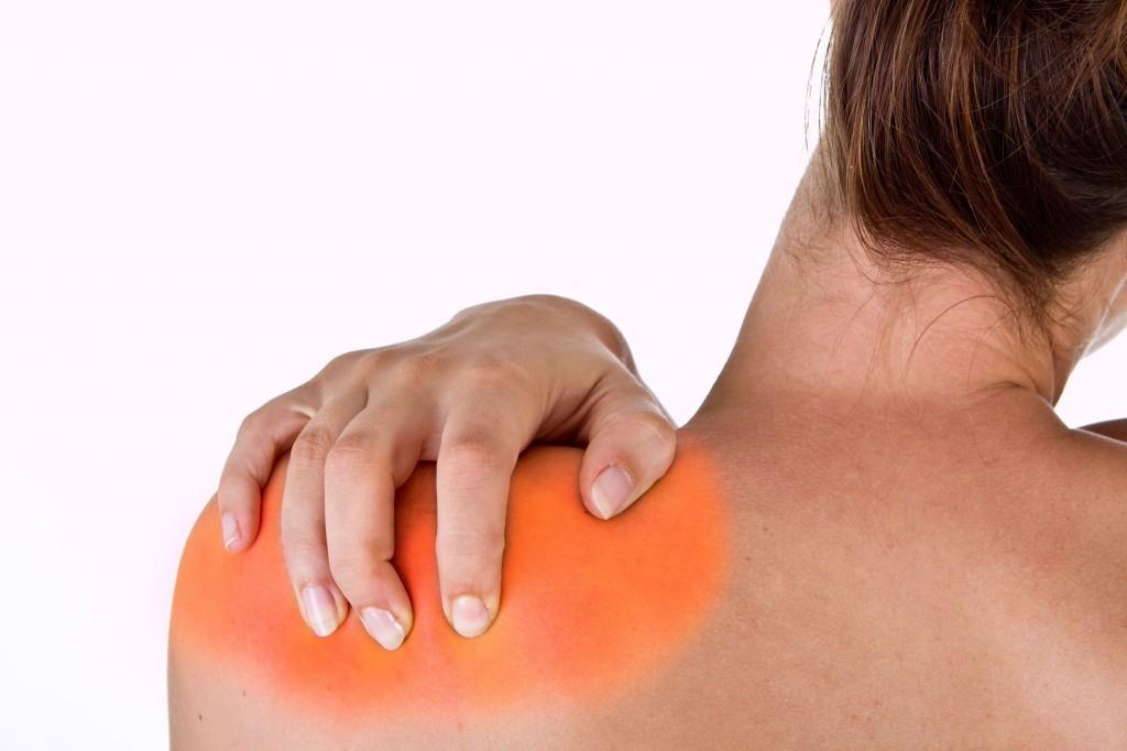 Como aliviar el dolor de hombro?