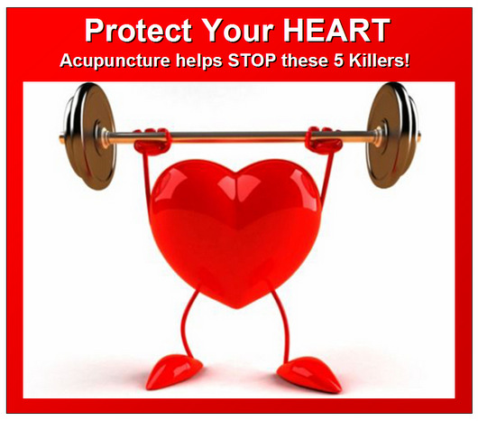 Heart Protection Acupuncture Technology News
