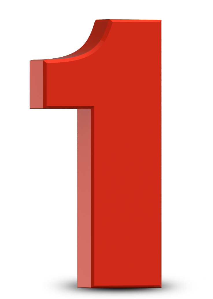 1 nummer