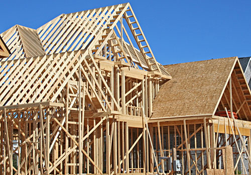 Steps To Framing A House - Architectural Designs