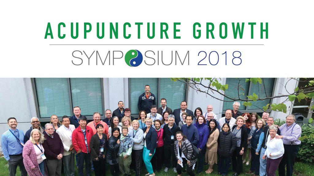 acupuncture growth symposium