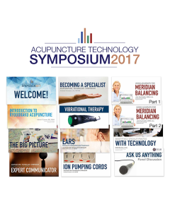 2017 Acupuncture Technology Symposium—All 6 Modules—Digital Delivery