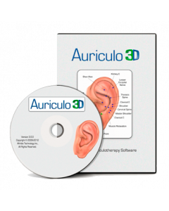 Auriculo 3D Interactive Auriculotherapy Software