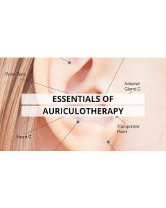 Essentials of Auriculotherapy, Taught by Dr. Terry Oleson - Digital Delivery